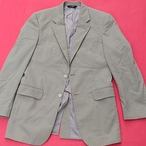 Jos A. Bank Light Summer Blazer Size 39L EUC